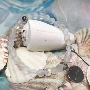 Jewelry - 🧜♀️ Mermaid Glass 🧜♀️ Magical Glowing Bracelet